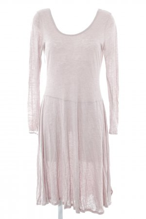 Repetto Langarmkleid altrosa Casual-Look