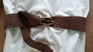 Replay Cinturón de cuero multicolor