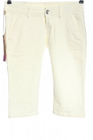 Replay 3/4 Length Jeans white casual look
