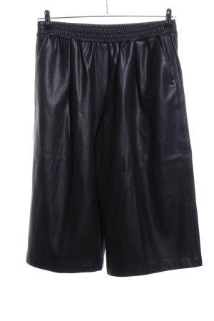 Replay 7/8-broek zwart wetlook