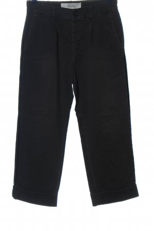 Replay Pantalón abombado negro look casual