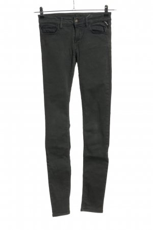replay blue jeans Jeggings schwarz Casual-Look