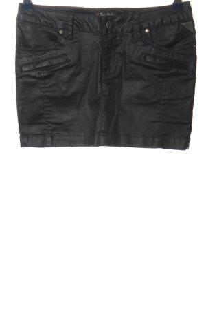 replay blue jeans Minirock schwarz Casual-Look