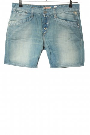 replay blue jeans Shorts