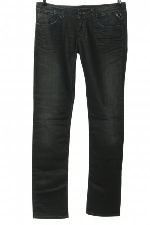 replay blue jeans Slim Jeans black casual look