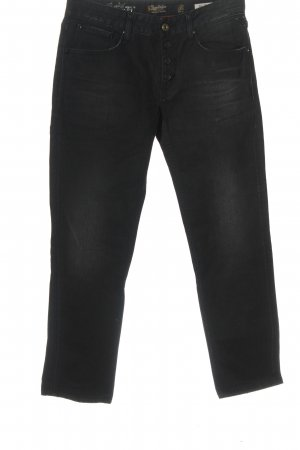 replay blue jeans Straight-Leg Jeans schwarz Casual-Look