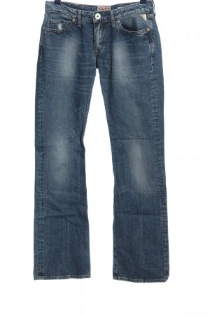 replay blue jeans Straight-Leg Jeans blau Casual-Look