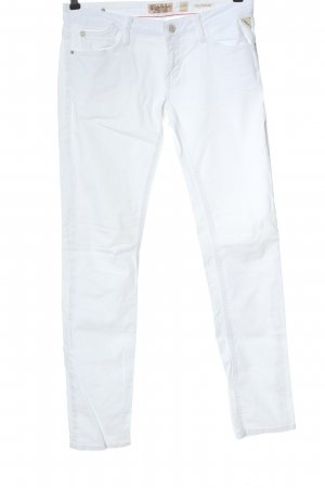 replay blue jeans Straight-Leg Jeans