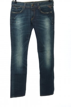 replay blue jeans Slim Jeans