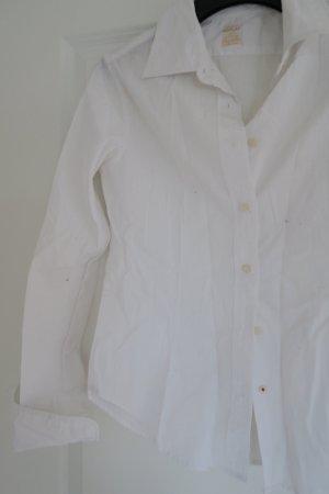 REPLAY Bluse mit Manschetten für Manschettenknöpfe
