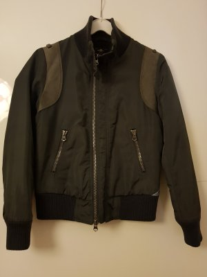 Replay Blouson aviateur gris anthracite