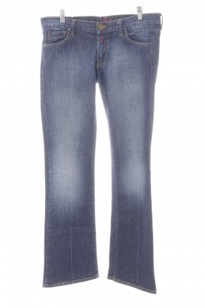 Replay Boot Cut Jeans blau Casual-Look
