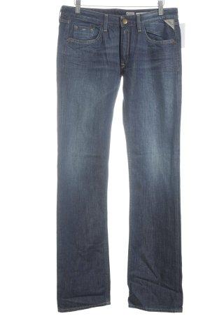 "Replay Boot Cut Jeans ""IOKO"" blau"