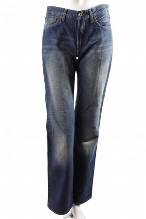 Replay Bootcut Jeans dunkelblau