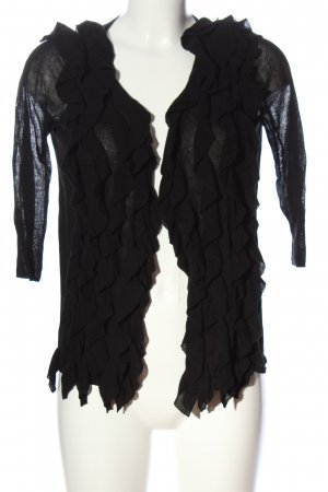 Replay Cardigan schwarz Casual-Look
