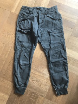 Replay Cargo Pants dark grey