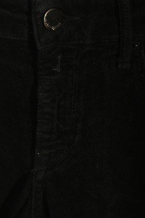 Replay Corduroy Trousers black casual look