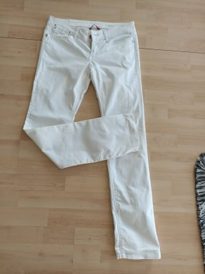 Replay Stretch Jeans white