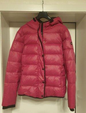 Replay Down Jacket raspberry-red-magenta