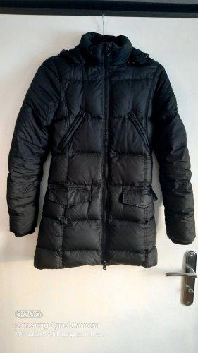 Replay Płaszcz puchowy czarny