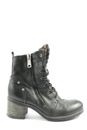 Replay Chukka boot noir style décontracté