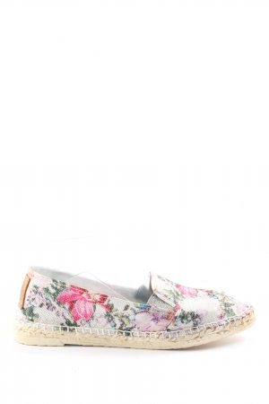 Replay Espadrille Sandals allover print casual look