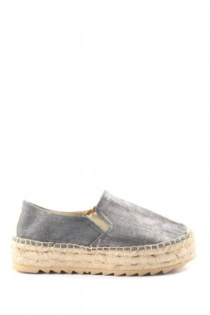 Replay Espadrille Sandals blue casual look
