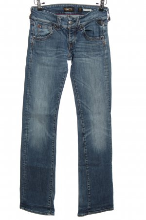 Replay Five-Pocket-Hose blau Casual-Look
