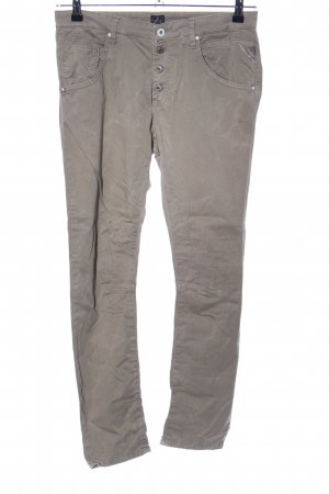 Replay Five-Pocket-Hose braun Casual-Look