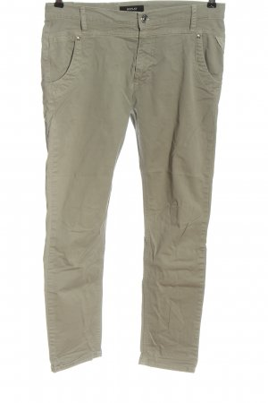 Replay 7/8 Length Trousers light grey casual look
