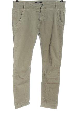 Replay Pantalone a 7/8 grigio chiaro stile casual