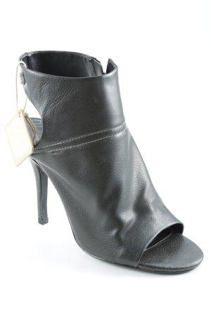 Replay High Heels schwarz Street-Fashion-Look