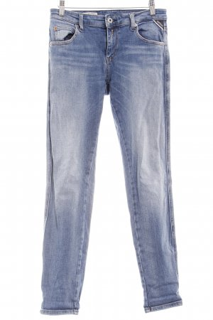 Replay Hoge taille jeans korenblauw casual uitstraling