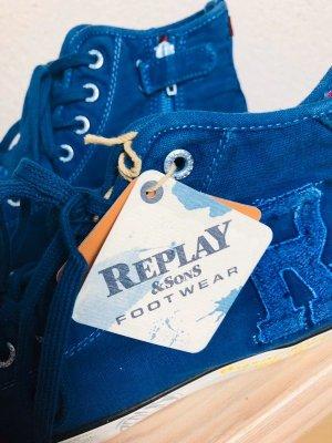 Replay hightop sneaker neu mit Etikett und ovp Gr 38