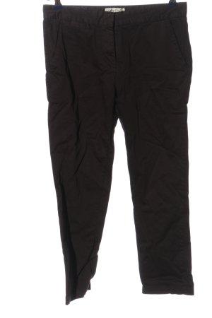 Replay Pantalone a vita bassa nero stile casual
