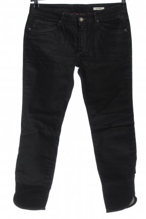 Replay Low-Rise Trousers blue casual look
