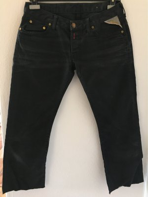 Replay Low Rise Jeans black