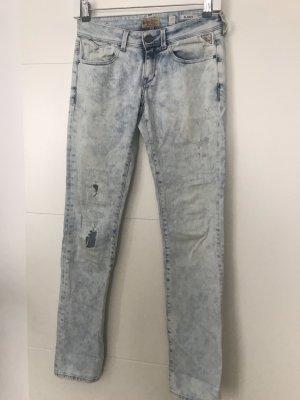 Replay Jeans Blondy, Gr. 27/32, wenig getragen, sehr helle Waschung