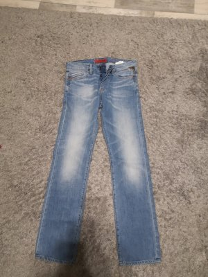 Replay Jeans bootcut bleu