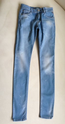 Replay Stretch Jeans azure