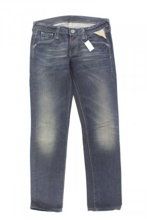 Replay Jeans Größe 36 blau aus Baumwolle