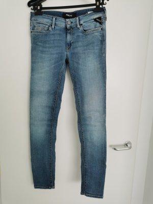 Replay Jeans Hellblau