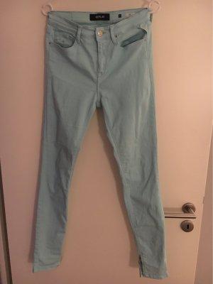 Replay Jeans skinny bleu clair-bleu clair