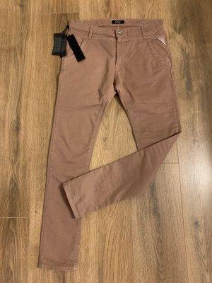 Replay Jeans nude W 28 Skinny Röhrenjeans neu Etikett