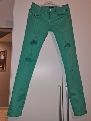 Replay Jeans Rose im Used Look