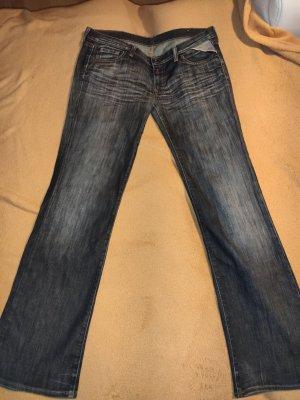 Replay Jeans bootcut gris foncé