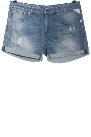 Replay Denim Shorts blue casual look