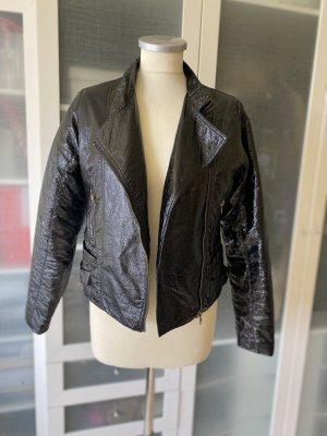 Replay Kautschuk Jacke Biker Gr S top