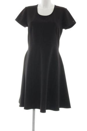 Replay Robe à manches courtes noir style décontracté