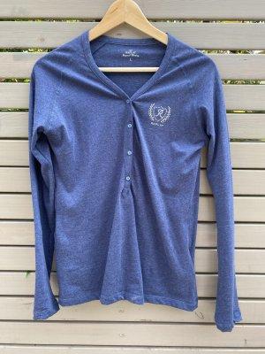 Replay Long Shirt steel blue